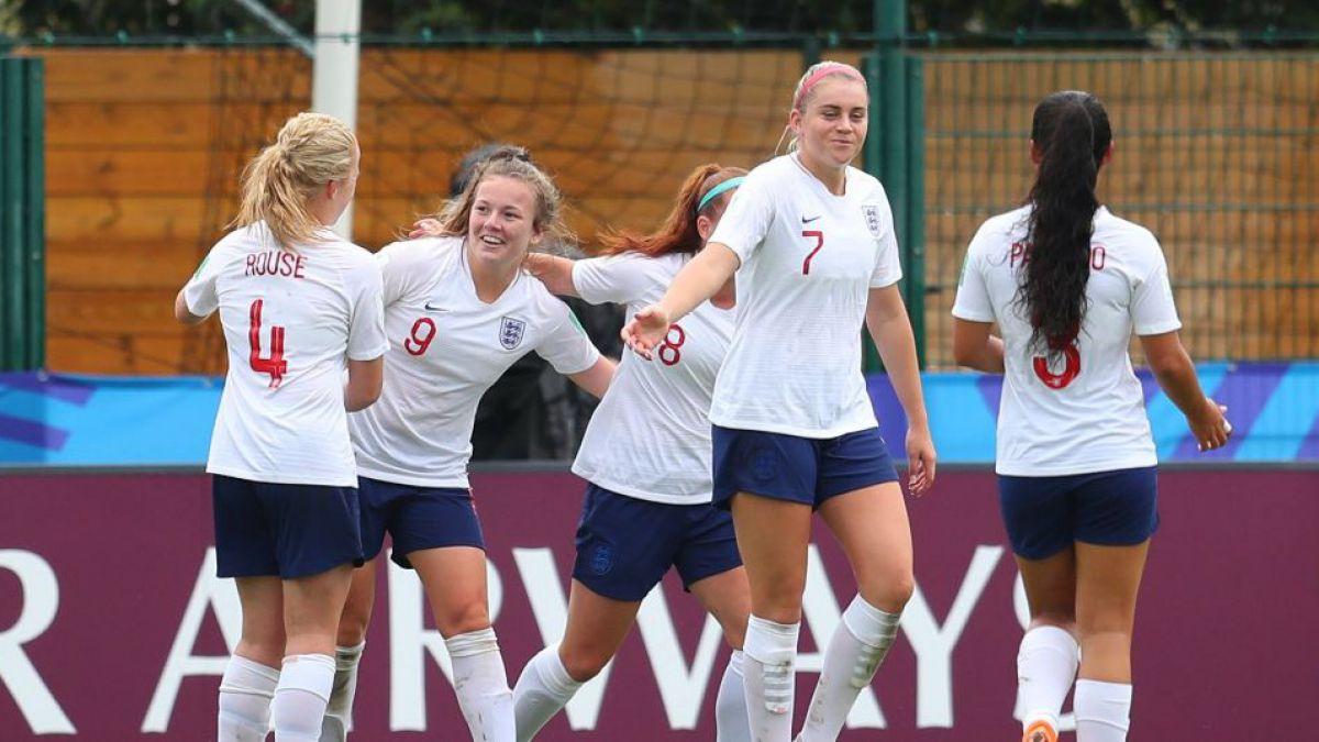 Selección Femenil Sub-20 es goleada y se despide del Mundial