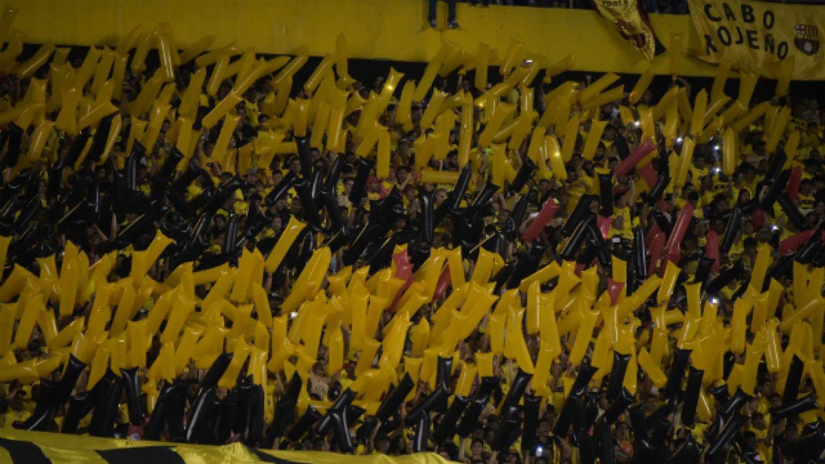 Muerte de hinchas de Barcelona de Guayaquil enluta al fútbol ecuatoriano