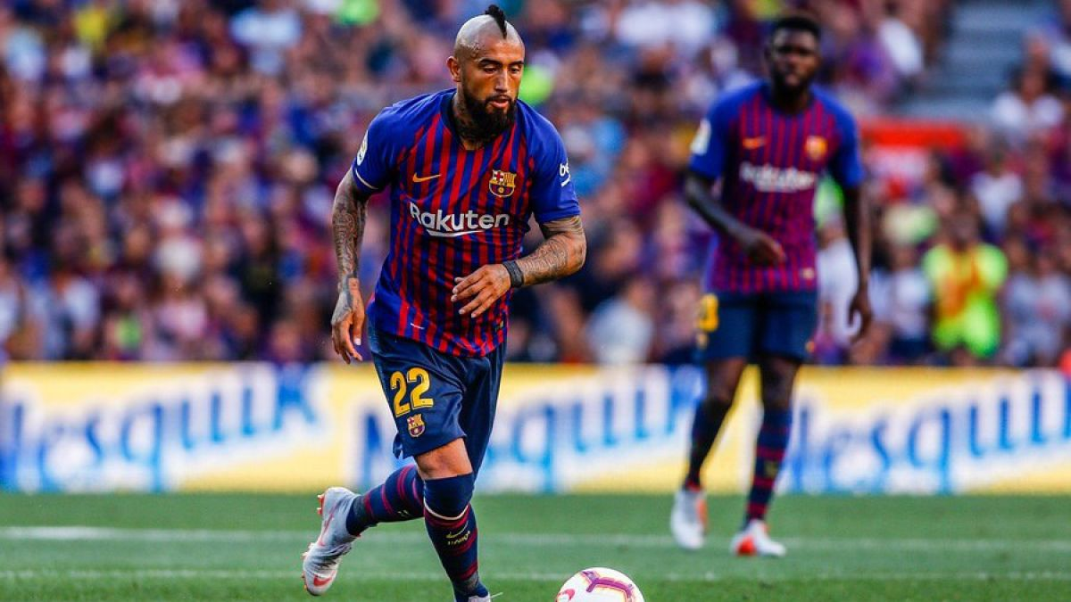 The PSG move that could give ownership to Arturo Vidal