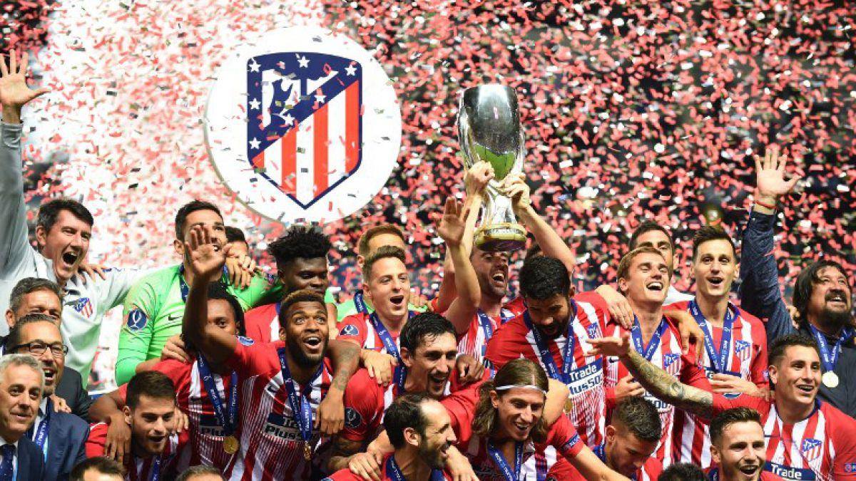 79ed801d94bb5 Atlético de Madrid derrotó a Real Madrid en Supercopa de Europa ...