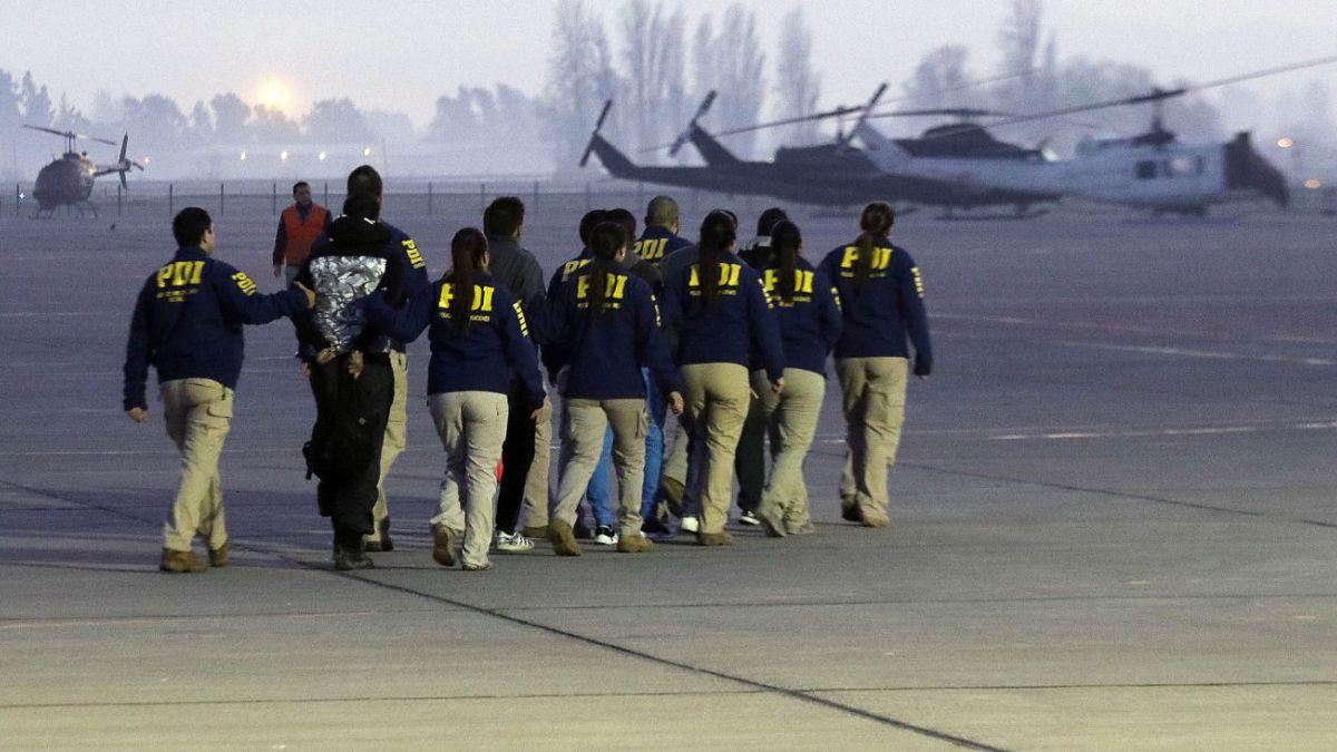 Expulsan a 51 colombianos del país por mantener condenas y antecedentes penales