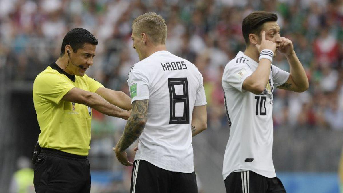 La dura crítica de Toni Kroos a Mesut Özil por su renuncia a la Selección de Alemania
