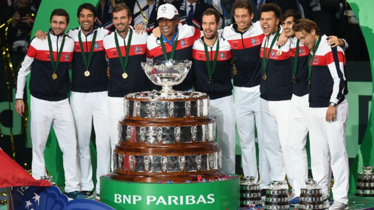 [VIDEO] Federación Internacional de Tenis aprueba innovador formato de Copa Davis