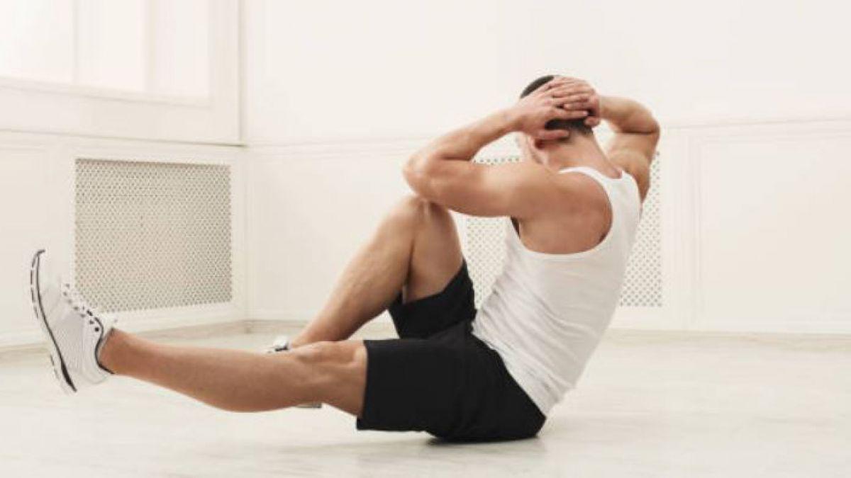 5 pasos para hacer abdominales