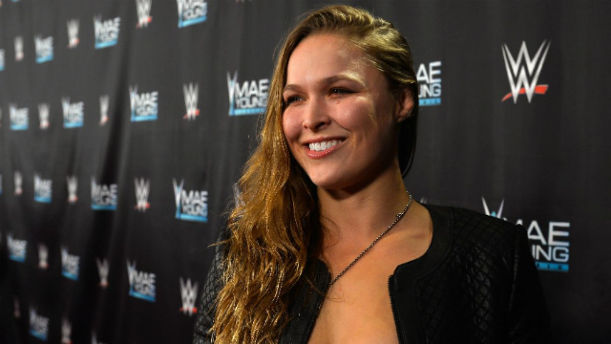 [VIDEO] Ex campeona UFC Ronda Rousey llegará por primera vez a Chile para evento de WWE