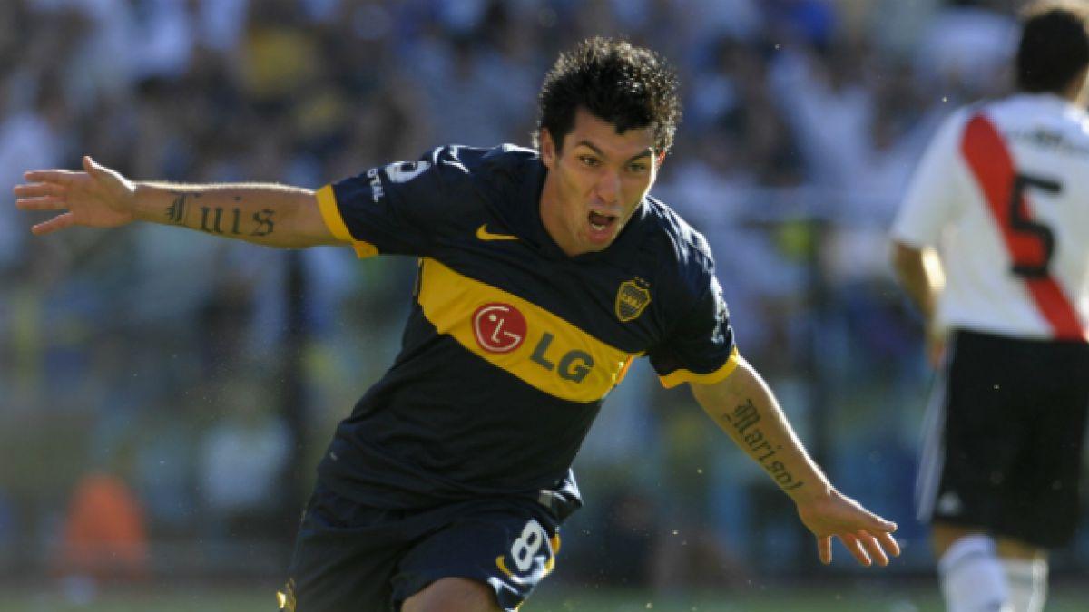 Ex árbitro argentino revela gran anécdota de Gary Medel en Boca Juniors