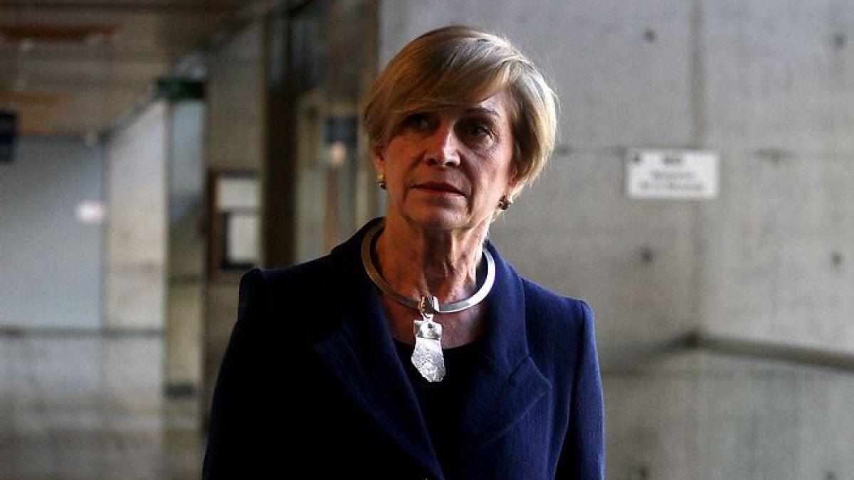 Matthei y ofensiva por cargo de Bachelet: No me estoy metiendo con ella