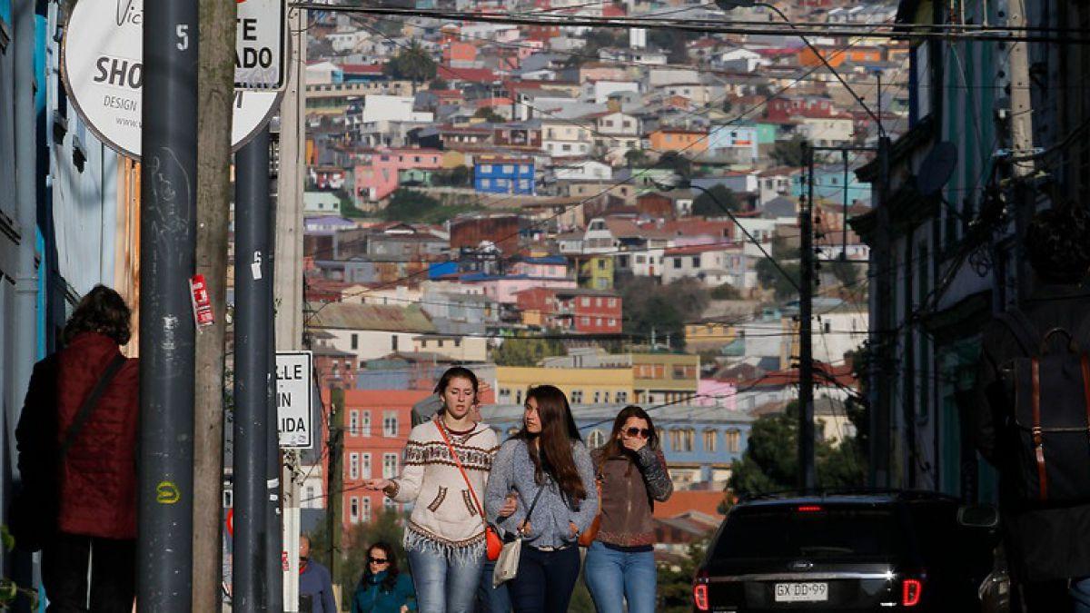 INE: Todas las regiones crecieron económicamente en segundo trimestre menos Valparaíso