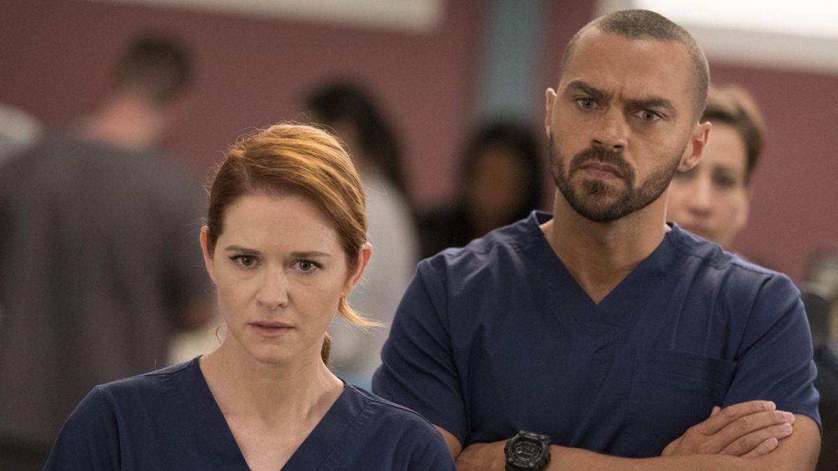 Sarah Drew no cree que volverá a ver Greys Anatomy tras salida   Tele 13