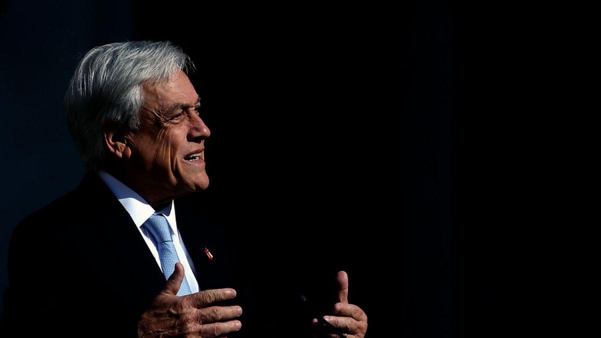Piñera acusa actitud obstruccionista de la oposición tras rechazo de reajuste de Salario Mínimo