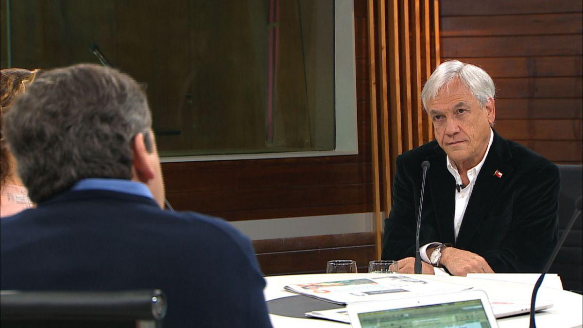 [VIDEO] Reforma Tributaria, laboral y a la salud: El itinerario legislativo de Piñera