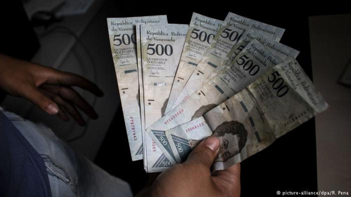 Crisis en Venezuela: Maduro lanza reconversión monetaria contra la hiperinflación
