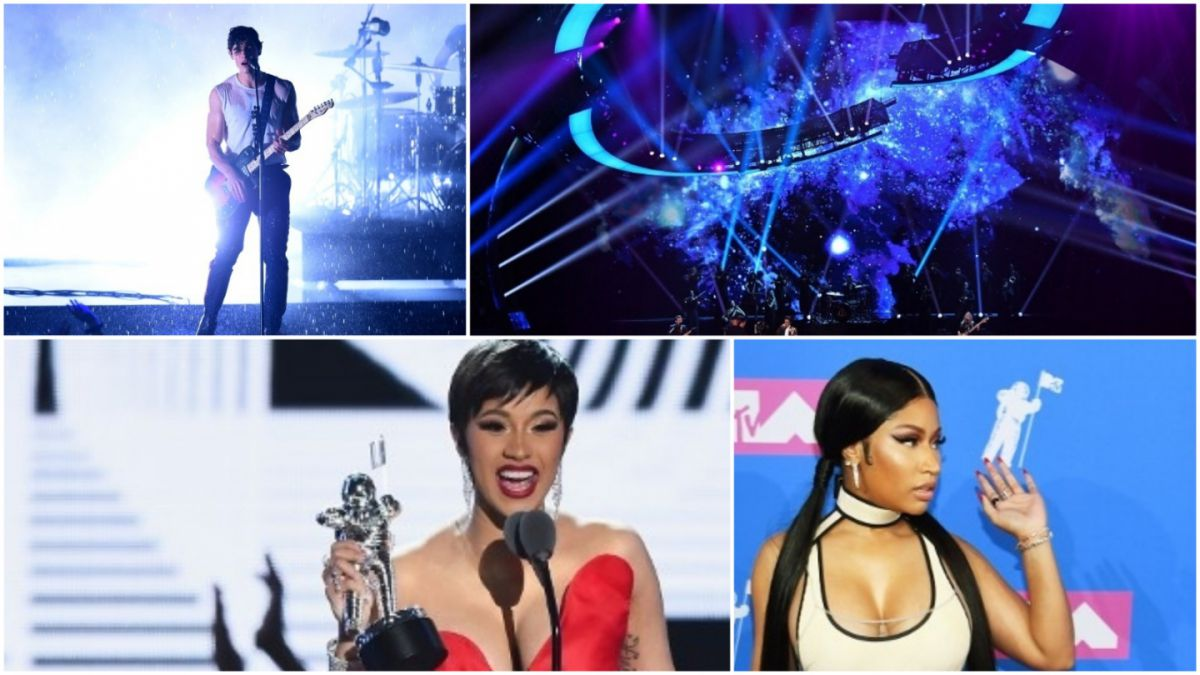 VMAs 2018: revisa los ganadores de los premios de MTV