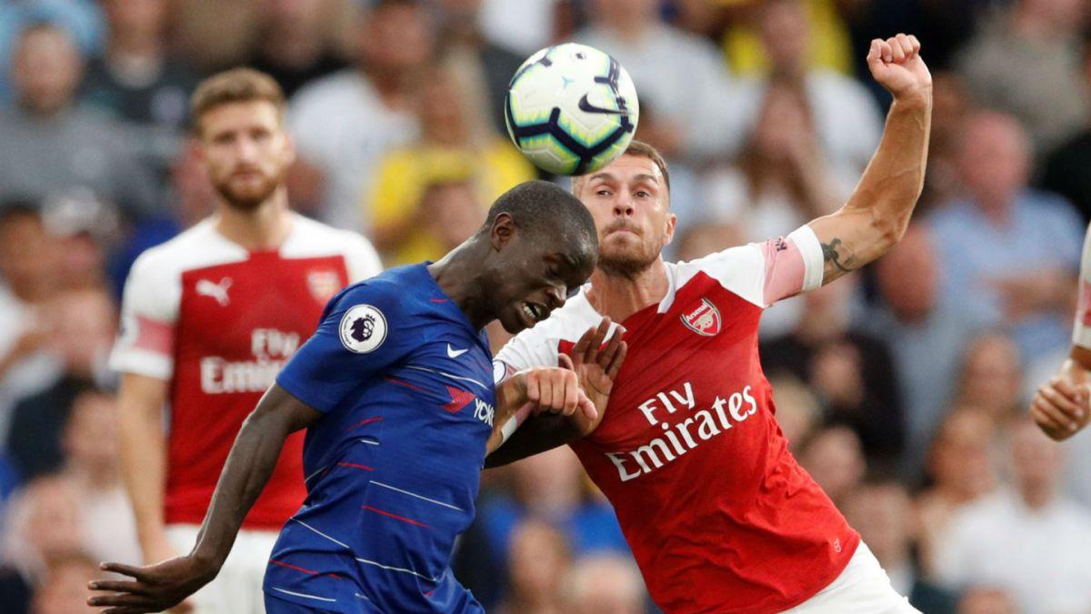 [FOTO] Hincha del Arsenal se encontró con Ngolo Kanté y la historia tuvo un vuelco inesperado