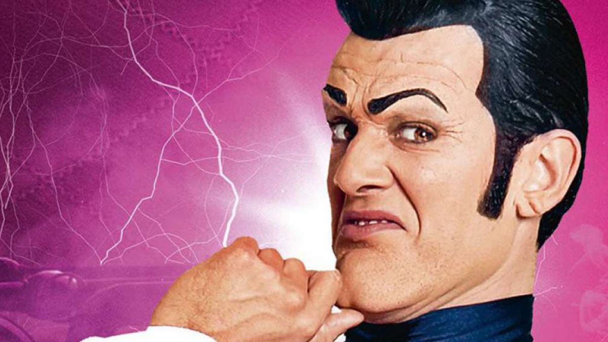 Muere actor que interpretaba a Robbie Rotten en Lazy Town