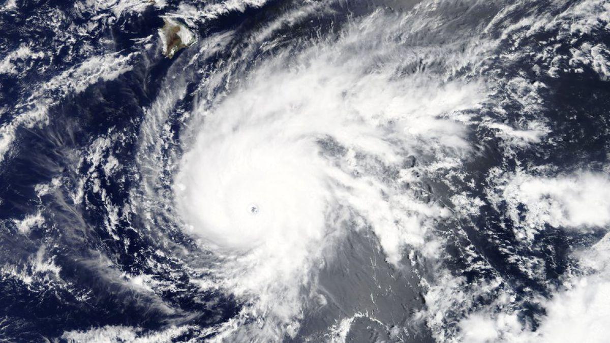 Por qué la amenaza a Hawái del huracán Lane es alarmante?   Tele 13