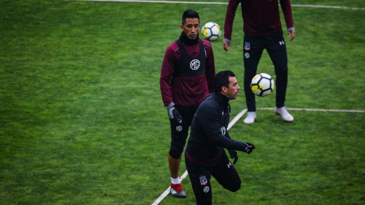 [VIDEO] Colo Colo define formación para el Superclásico ante Universidad de Chile