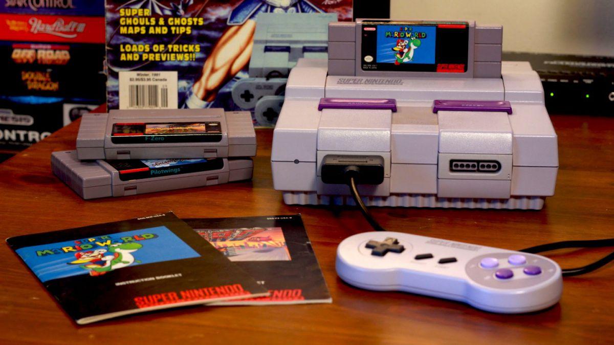 La Super Nintendo Cumple 27 Anos Estos Son Algunos De Juegos Tele 13