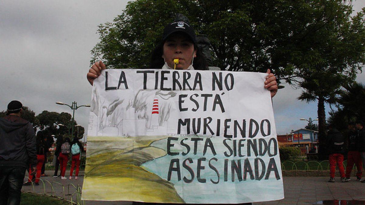 Contaminación en Quintero: ENAP no descarta acciones legales si se comprueba su inocencia