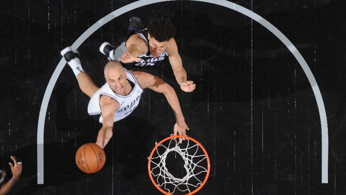 [VIDEO] NBA escogió las 10 jugadas imposibles de Manu Ginóbili