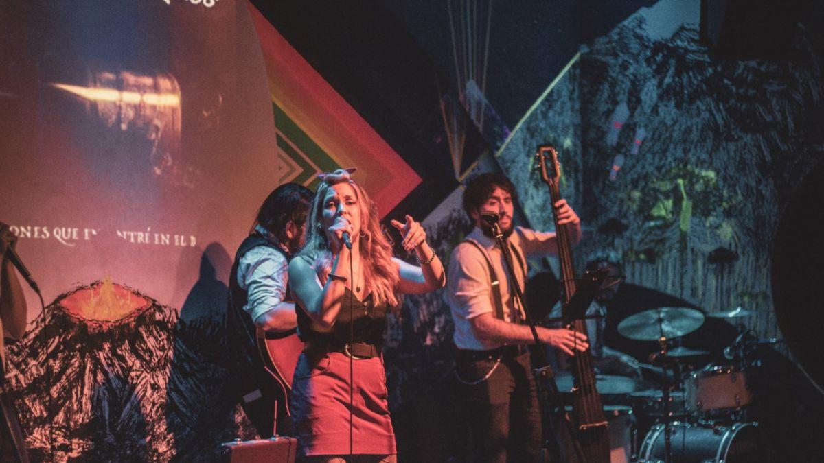 Swingcronizados, la banda nacional que trae de regreso los años 20