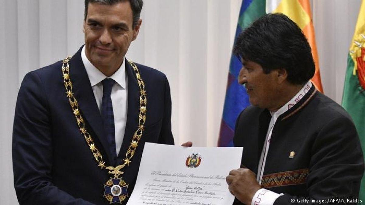 Canciller chileno pide a Evo Morales no estar nervioso por ejercicio militar
