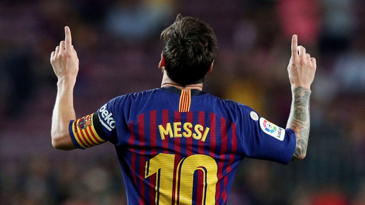 [FOTO] Lionel Messi se rinde a los pies de Manu Ginóbili
