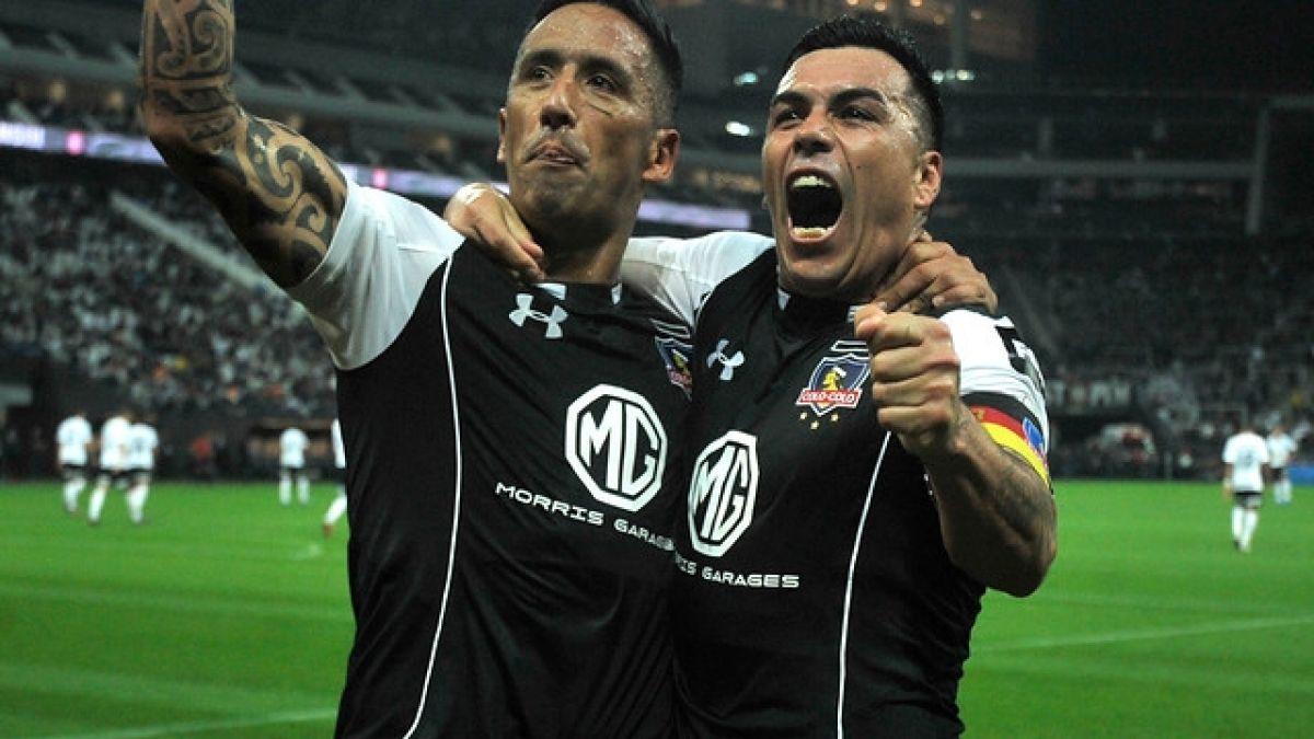 [VIDEO] ¿Contra quién juega Colo Colo en cuartos de final de Copa Libertadores?