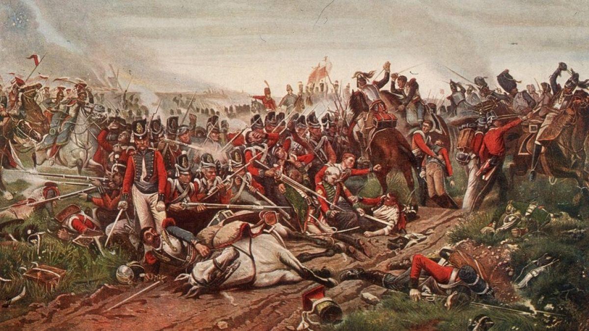 La erupción de un volcán al otro lado del mundo que contribuyó a la derrota de Napoleón en Waterloo