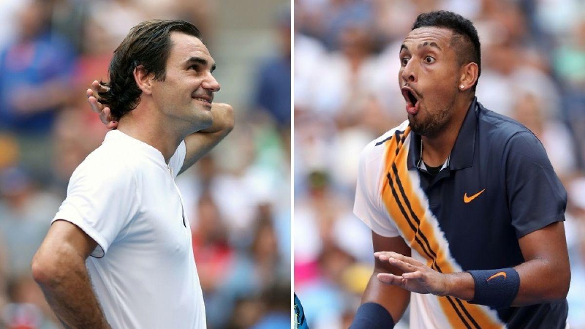 El magistral punto con que Roger Federer dejó con la boca abierta a su rival