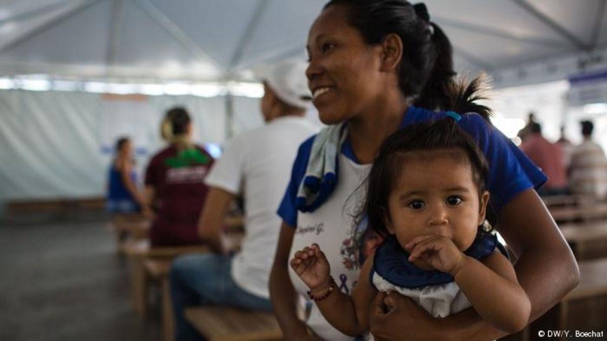 Temer promete que Brasil seguirá siendo solidario con emigrantes venezolanos