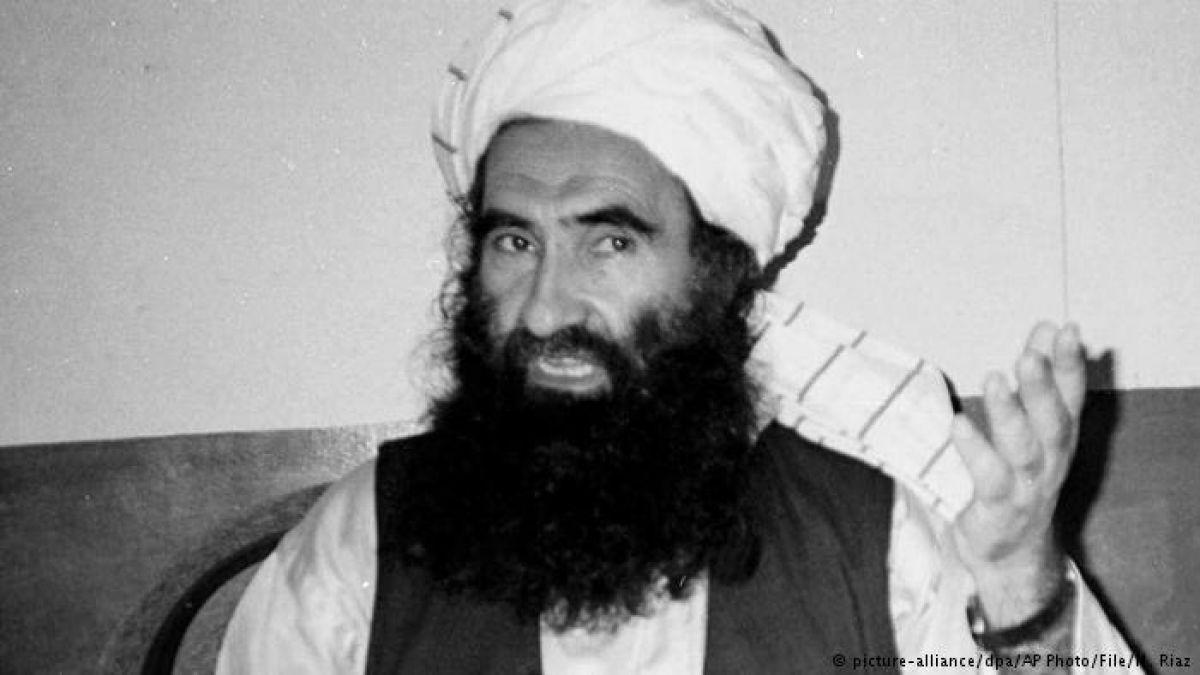Talibanes afganos anuncian la muerte del fundador de la red Haqqani