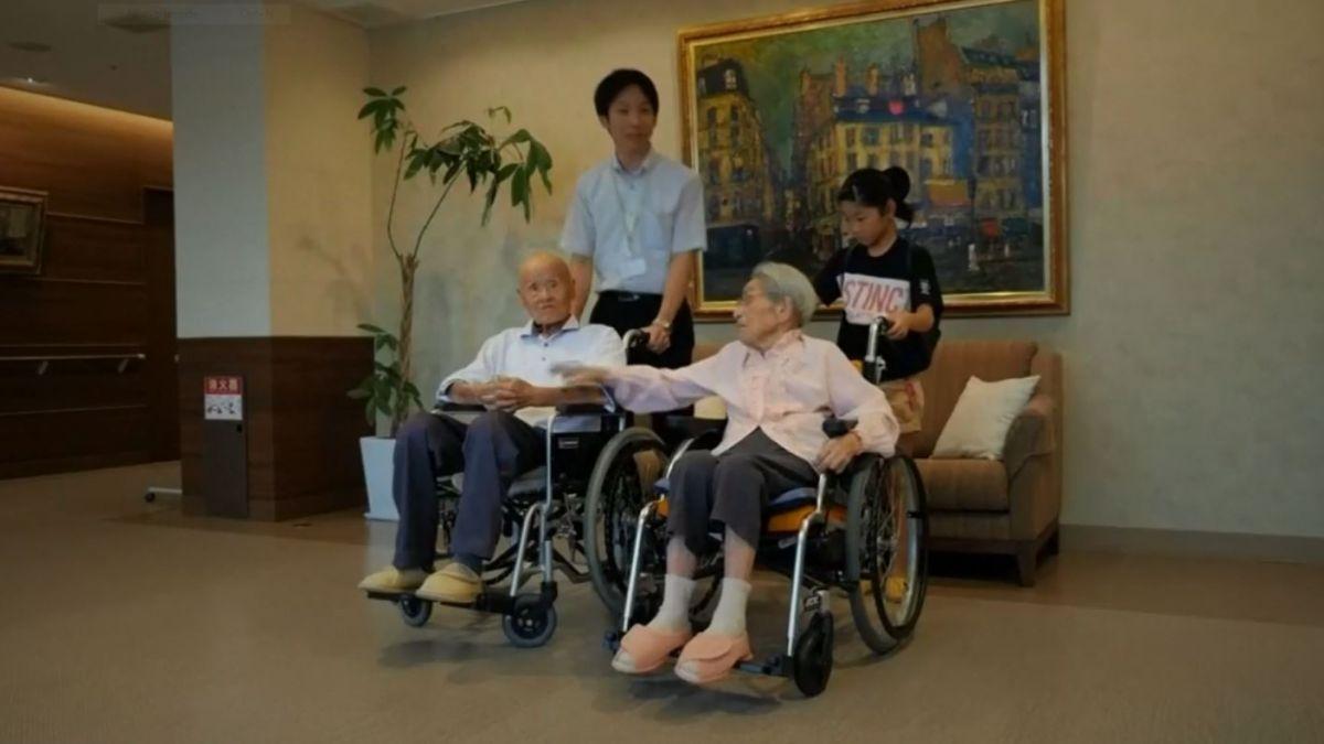 Una pareja japonesa, récord Guiness con 80 años casados