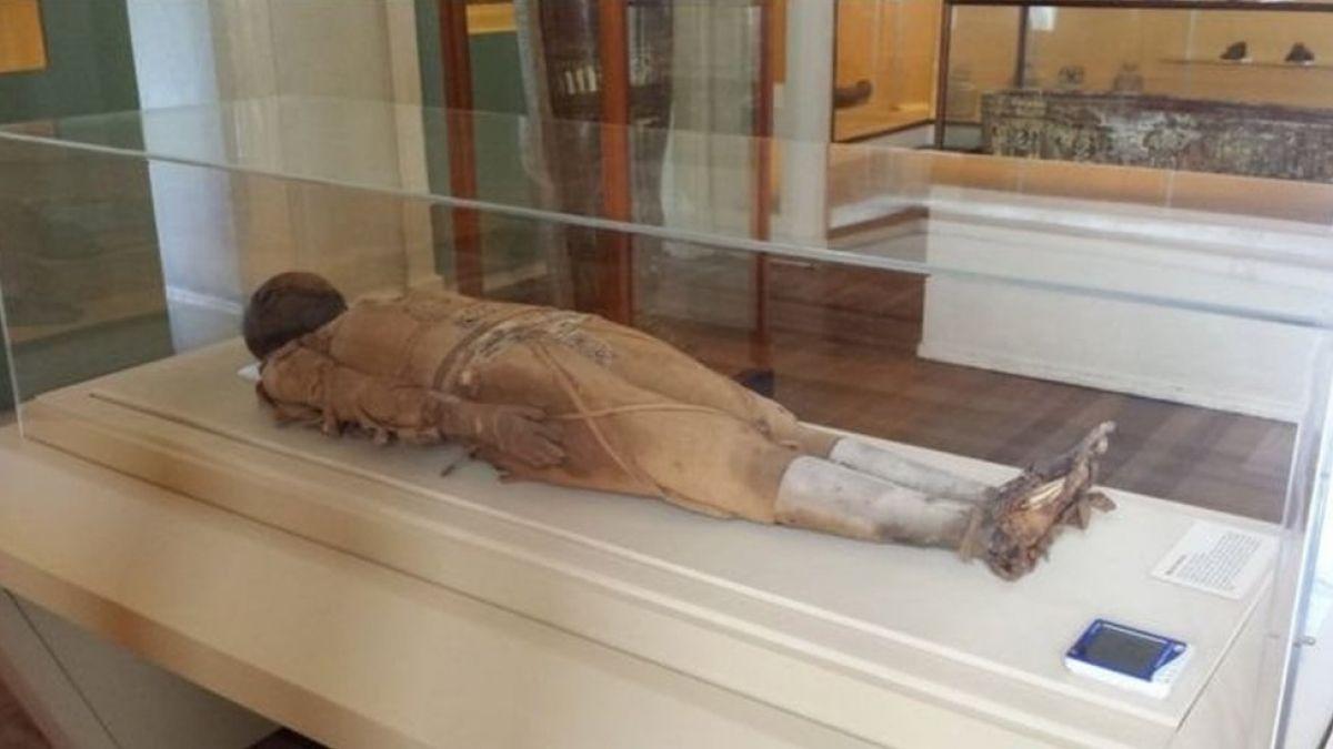 Museo Nacional de Brasil: el misterio de la momia egipcia que provocaba trances en los años 60