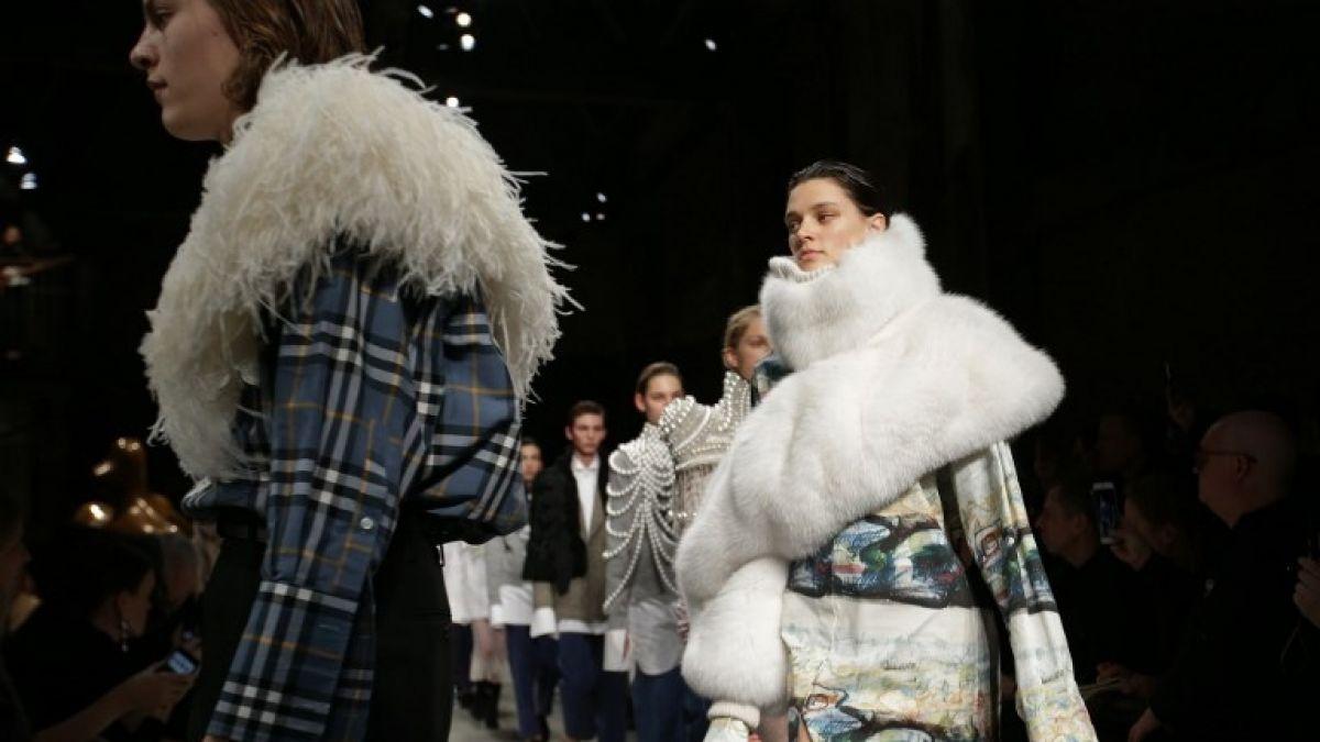 Noticias negocios Burberry dejará de utilizar pieles