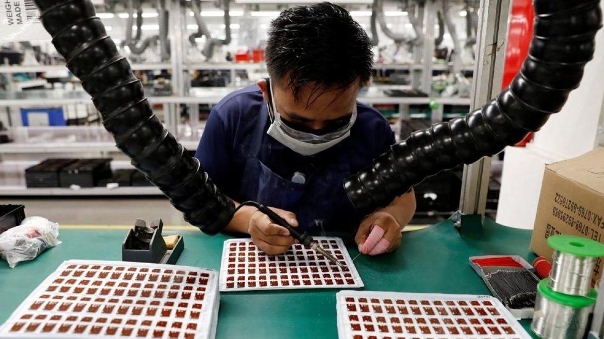 Kinpo, el gigante de la electrónica de Taiwán que se está beneficiando de la guerra comercial