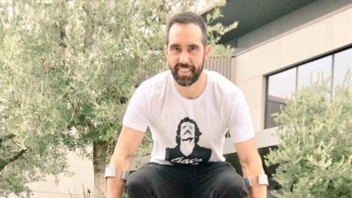Claudio Bravo a través de Twitter