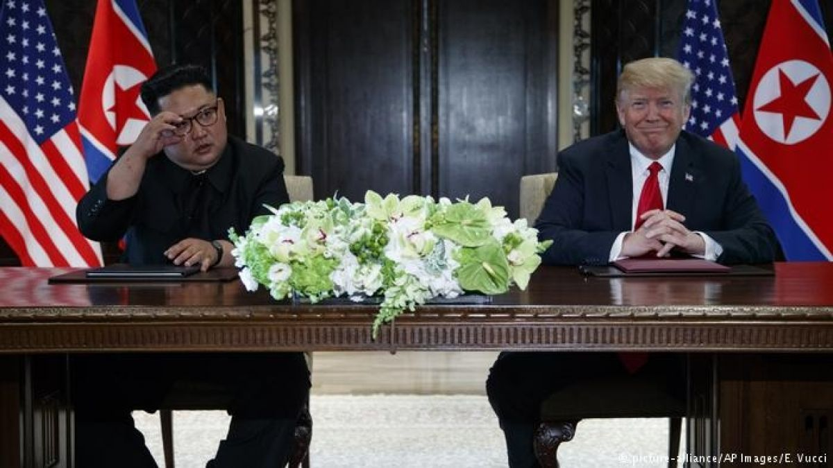Casa Blanca coordina un segundo encuentro entre Kim y Trump