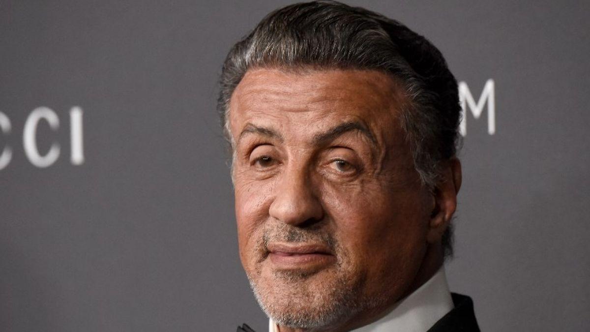 Sylvester Stallone anuncia el rodaje de la quinta parte de Rambo