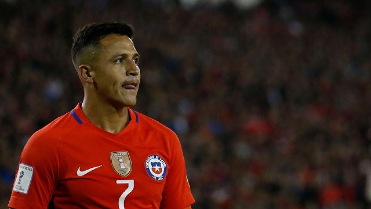 Alexis y sus objetivos en la Roja: Espero ir a otro Mundial y recuperar el respeto que Chile tenía