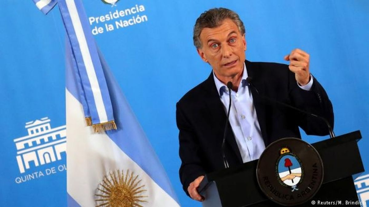Gobierno argentino llama a evitar saqueos