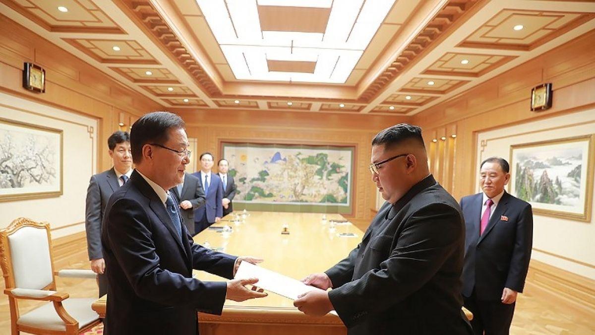 Corea del Norte y Corea del Sur aperturan su oficina de enlace