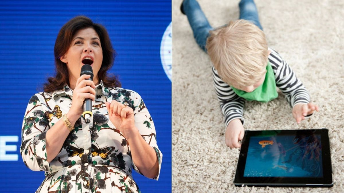 Hice pedazos sus iPads: la polémica medida de una madre ante la desobediencia de sus hijos