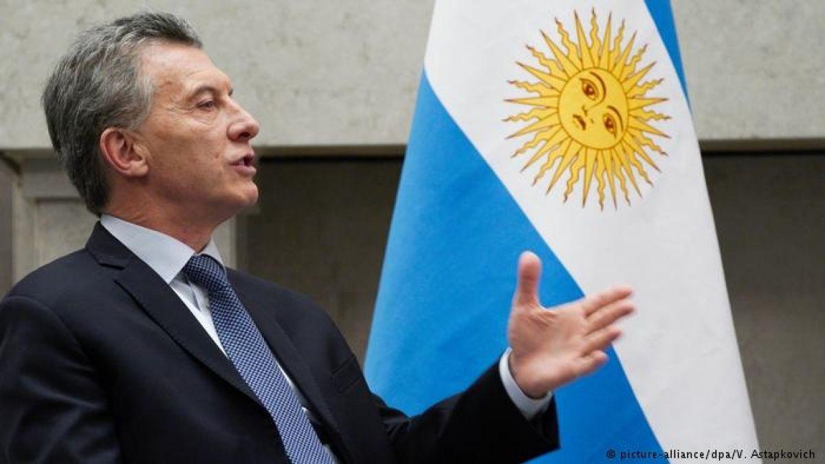 Juez desestima procesar a Macri por el crédito del FMI