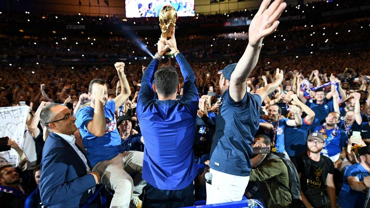 La mala suerte que persigue a Hugo Lloris después de ganar el Mundial de Rusia 2018 con Francia