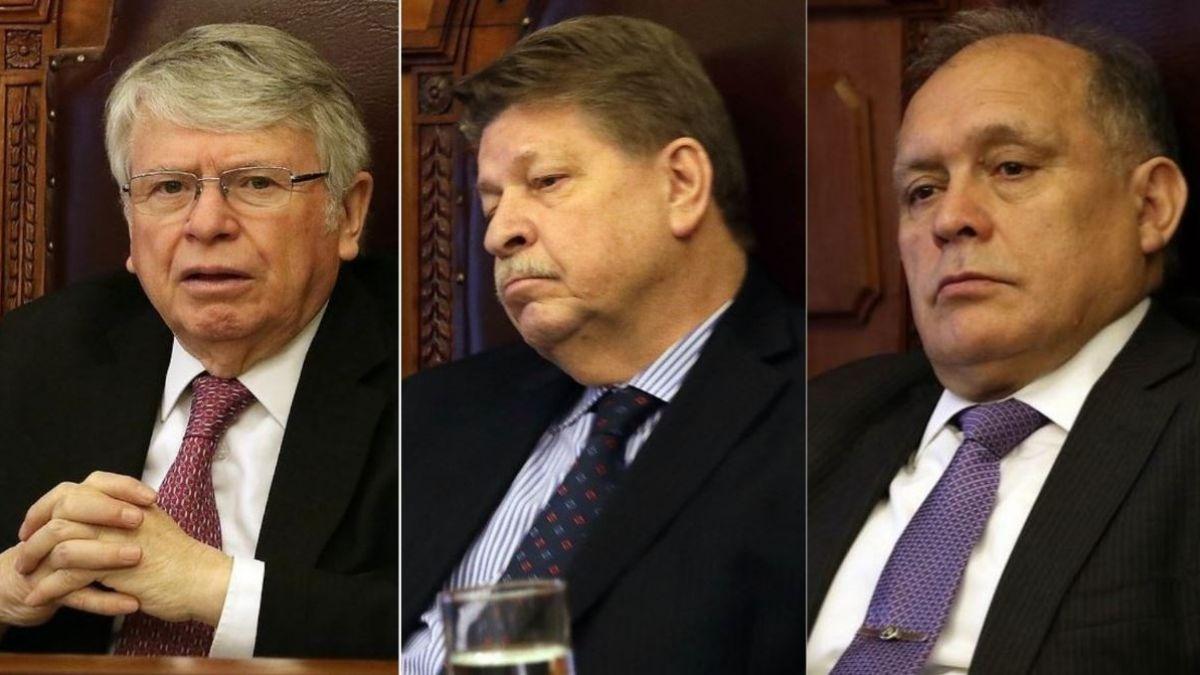 Diputados rechazan acusación constitucional contra jueces de la Corte Suprema