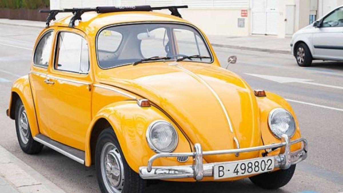 El fin de una era: Volkswagen dejará de producir sus míticos escarabajos