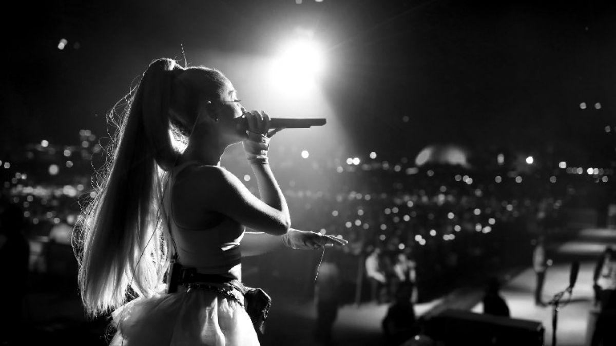 Ariana Grande y el mensaje que manda a su ex fallecido