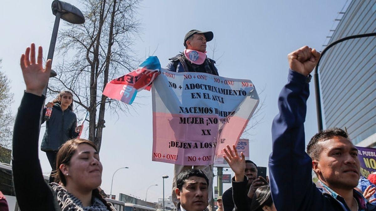 Gobierno rechaza manifestaciones contra Sebastián Piñera en Te Deum evangélico