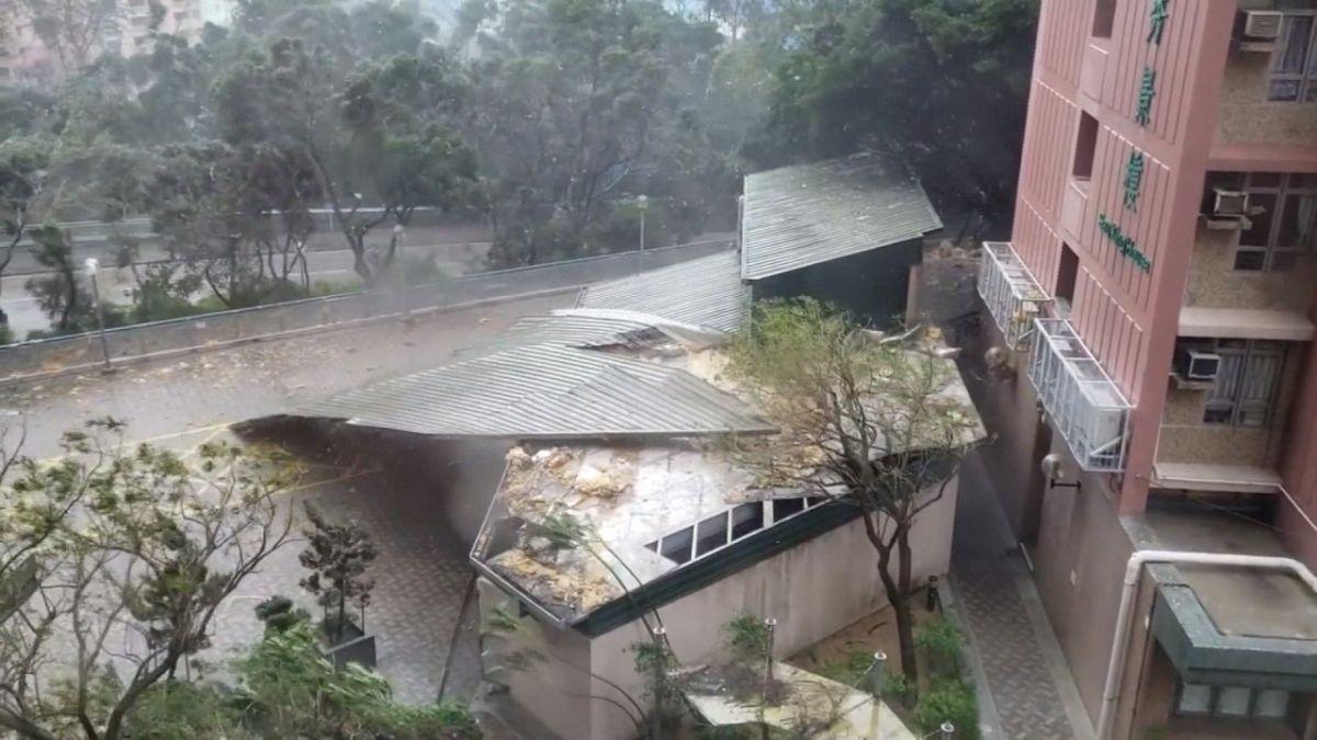 Al menos 11 muertos en Japón por el paso del tifón Hagibis